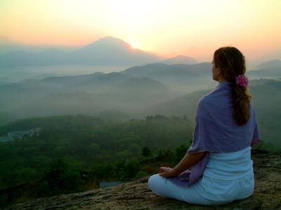 «La méditation a des effets profonds parce que paradoxalement elle ne sert à rien»